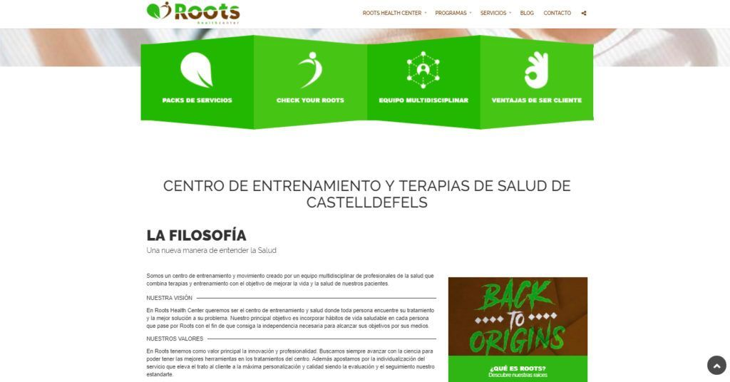 ROOTS HEALTH CENTER